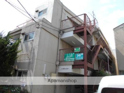 東京都板橋区、板橋本町駅徒歩14分の築28年 3階建の賃貸マンション