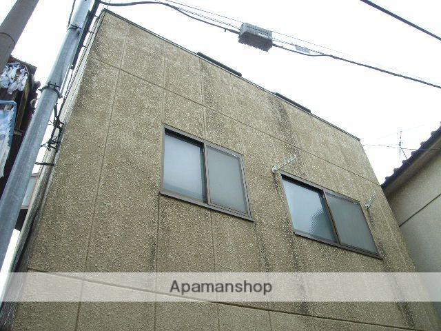東京都北区、十条駅徒歩3分の築23年 3階建の賃貸マンション