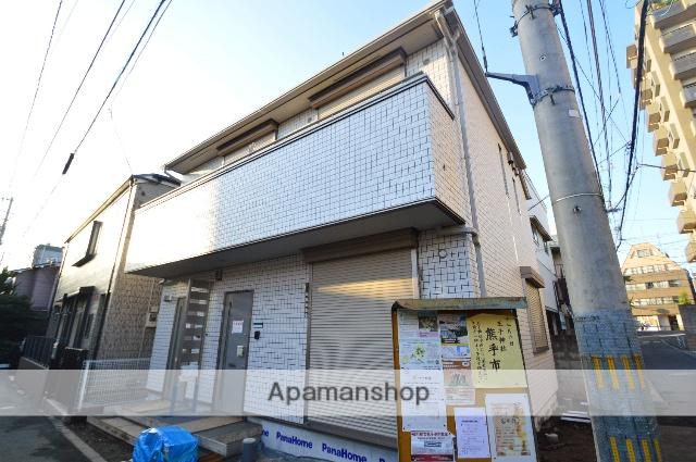 東京都北区、十条駅徒歩9分の新築 2階建の賃貸アパート
