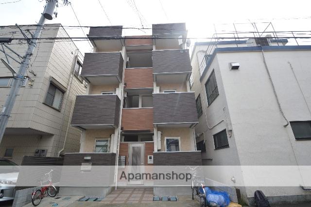 東京都板橋区、板橋本町駅徒歩7分の新築 3階建の賃貸アパート
