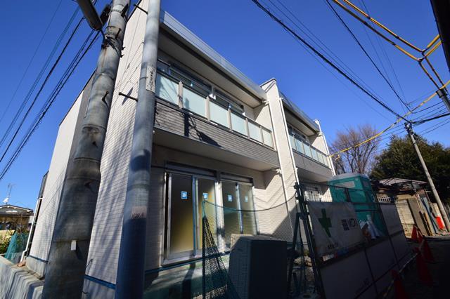 東京都北区、十条駅徒歩13分の新築 2階建の賃貸アパート