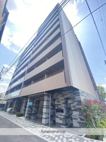 東京都北区、十条駅徒歩9分の新築 10階建の賃貸マンション