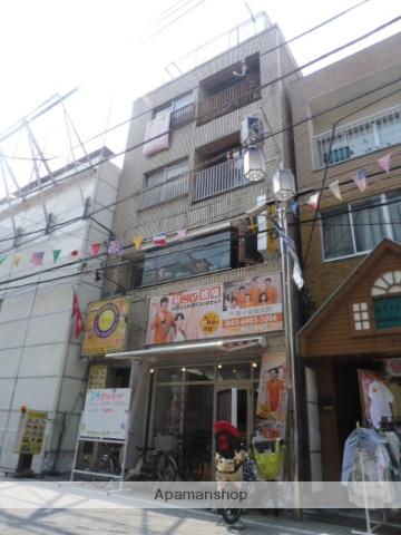 東京都北区、十条駅徒歩14分の築41年 4階建の賃貸マンション