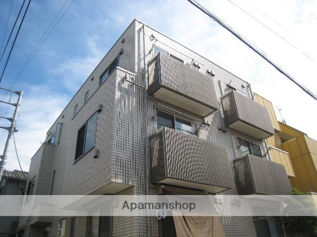 東京都板橋区、十条駅徒歩12分の築7年 3階建の賃貸マンション
