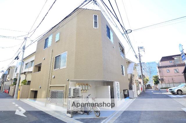 東京都北区、十条駅徒歩8分の新築 4階建の賃貸マンション