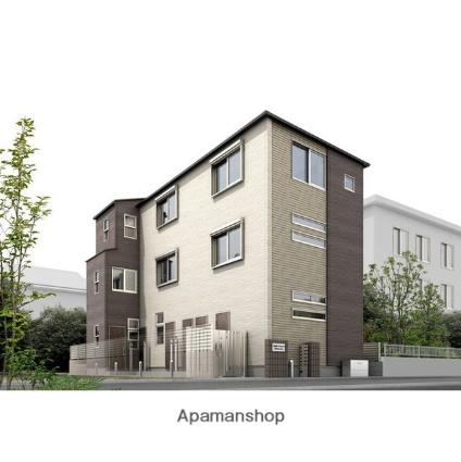 東京都板橋区、板橋本町駅徒歩8分の新築 2階建の賃貸アパート