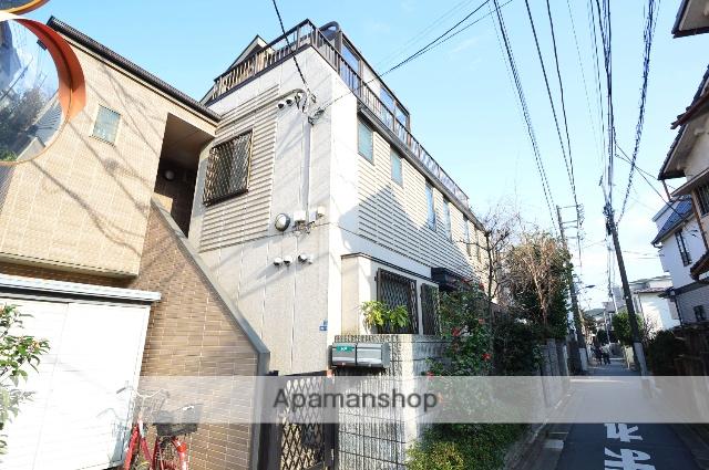 東京都北区、十条駅徒歩5分の築21年 2階建の賃貸アパート