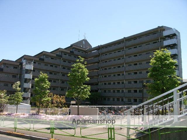 東京都北区、十条駅徒歩13分の築20年 9階建の賃貸マンション