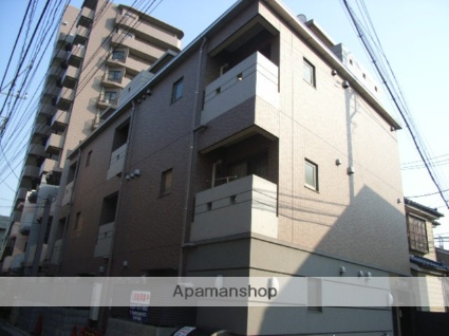 東京都板橋区、中板橋駅徒歩21分の築11年 5階建の賃貸マンション
