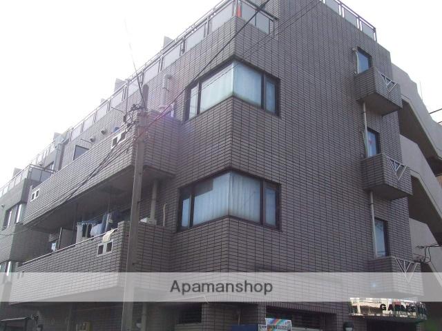 東京都板橋区、十条駅徒歩20分の築27年 5階建の賃貸マンション