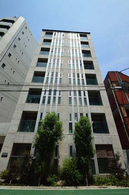 東京都板橋区、板橋区役所前駅徒歩18分の築5年 8階建の賃貸マンション