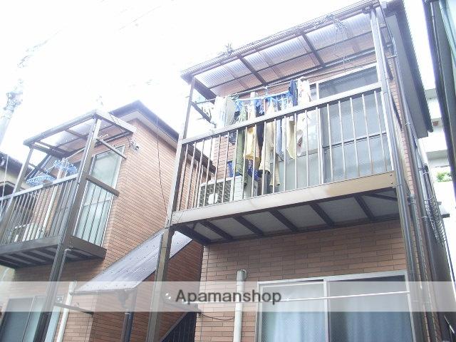 東京都北区、十条駅徒歩15分の築22年 2階建の賃貸アパート