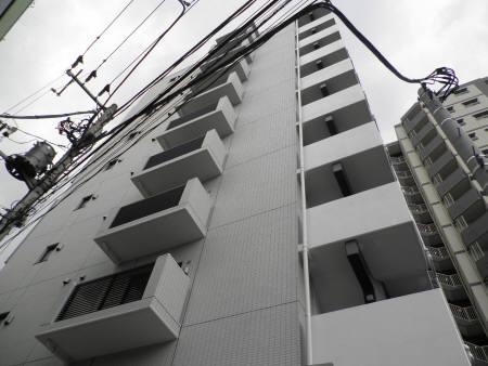 東京都板橋区、大山駅徒歩10分の築4年 10階建の賃貸マンション