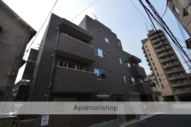 東京都北区、東十条駅徒歩13分の築4年 5階建の賃貸マンション