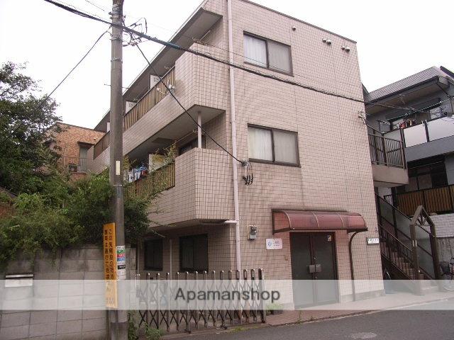 東京都北区、十条駅徒歩13分の築25年 3階建の賃貸マンション