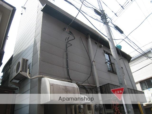 東京都北区、十条駅徒歩10分の築24年 3階建の賃貸アパート