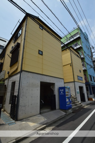 東京都北区、十条駅徒歩10分の築12年 2階建の賃貸アパート
