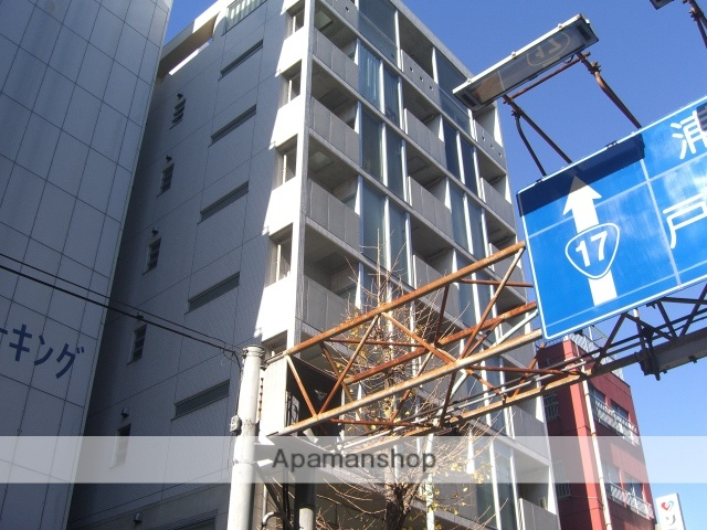 東京都板橋区、板橋駅徒歩16分の築12年 8階建の賃貸マンション