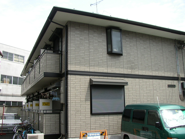 東京都板橋区、中板橋駅徒歩14分の築16年 2階建の賃貸アパート
