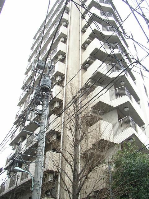 東京都板橋区、大山駅徒歩3分の築25年 11階建の賃貸マンション