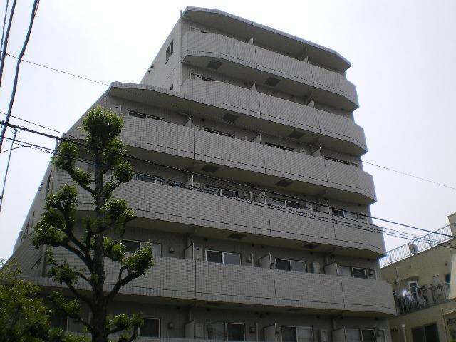 東京都板橋区、板橋本町駅徒歩20分の築10年 7階建の賃貸マンション