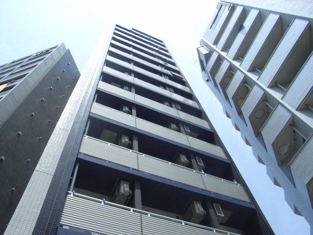 東京都北区、板橋駅徒歩7分の築10年 14階建の賃貸マンション
