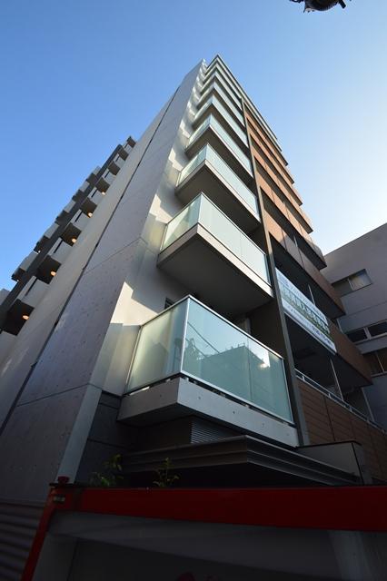 東京都板橋区、板橋区役所前駅徒歩12分の築2年 10階建の賃貸マンション