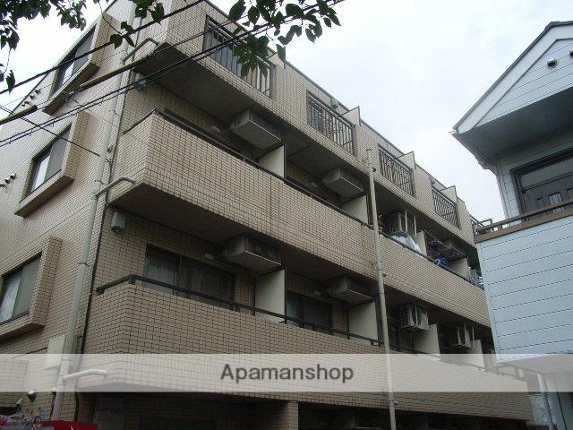 東京都板橋区、十条駅徒歩23分の築24年 4階建の賃貸マンション