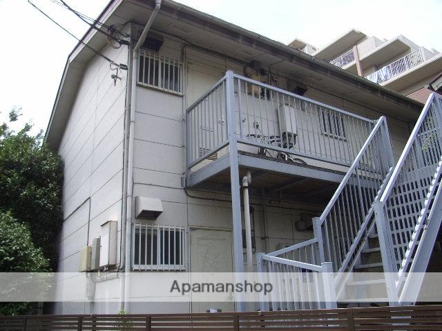 東京都板橋区、十条駅徒歩8分の築30年 2階建の賃貸アパート