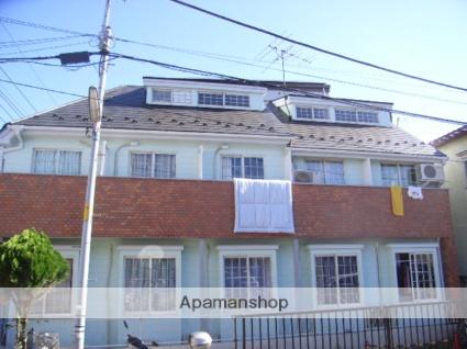 東京都板橋区、大山駅徒歩14分の築30年 2階建の賃貸アパート