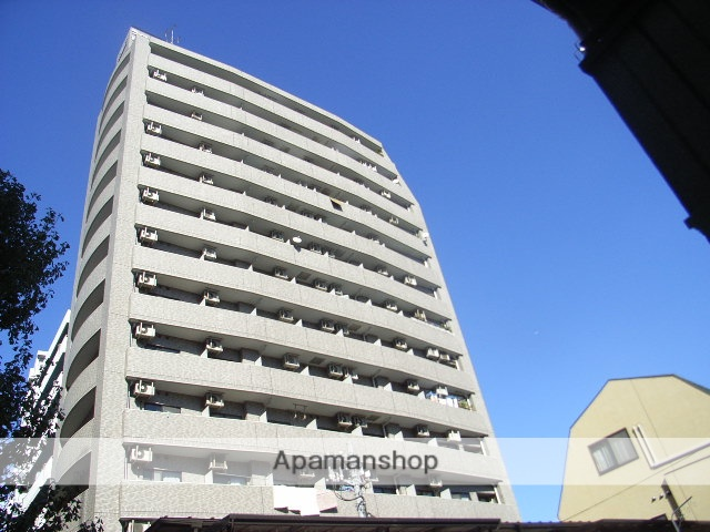 東京都板橋区、板橋駅徒歩19分の築22年 14階建の賃貸マンション