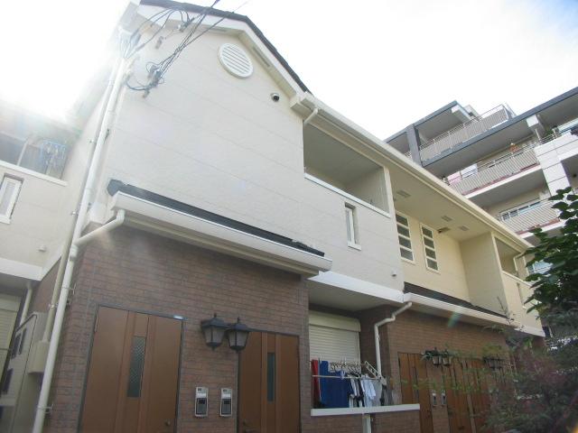 東京都北区、赤羽駅徒歩19分の築10年 2階建の賃貸アパート