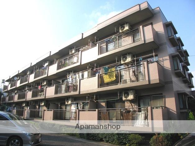 東京都北区、十条駅徒歩4分の築23年 3階建の賃貸マンション