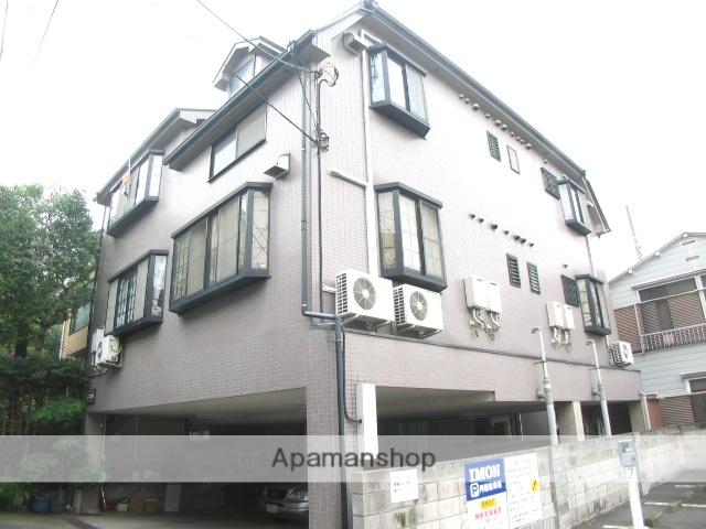 東京都北区、十条駅徒歩10分の築23年 3階建の賃貸マンション
