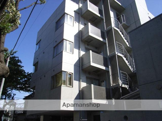 東京都北区、十条駅徒歩3分の築10年 5階建の賃貸マンション