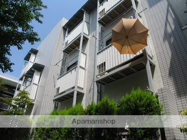 東京都北区、東十条駅徒歩24分の築14年 3階建の賃貸マンション
