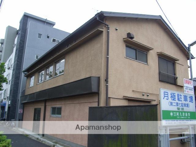 東京都北区、十条駅徒歩9分の築41年 2階建の賃貸アパート