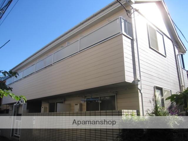 東京都板橋区、十条駅徒歩10分の築24年 2階建の賃貸アパート