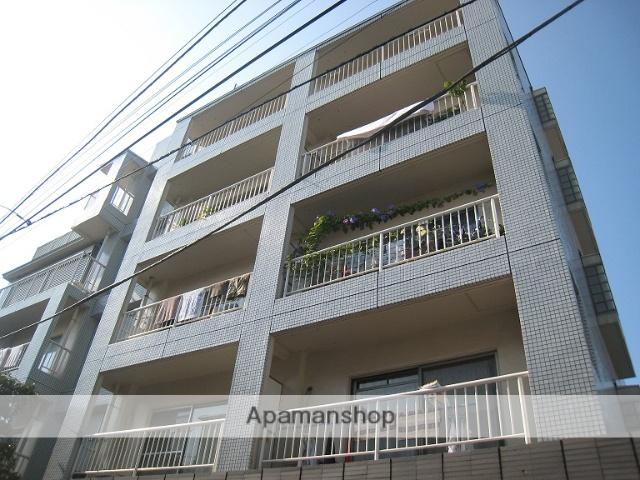 東京都北区、十条駅徒歩5分の築27年 5階建の賃貸マンション