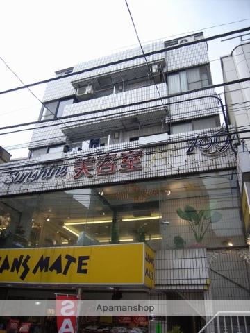 東京都板橋区、板橋駅徒歩13分の築30年 5階建の賃貸マンション