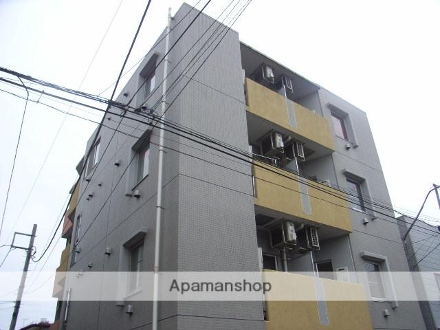 東京都北区、十条駅徒歩7分の築15年 4階建の賃貸マンション