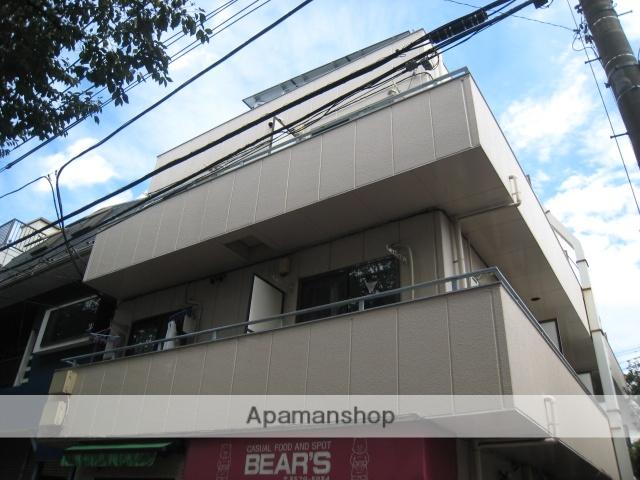 東京都板橋区、十条駅徒歩10分の築25年 3階建の賃貸マンション