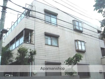 東京都板橋区、中板橋駅徒歩20分の築28年 3階建の賃貸マンション