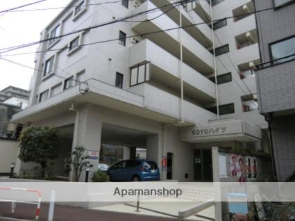 東京都板橋区、上板橋駅徒歩12分の築29年 6階建の賃貸マンション