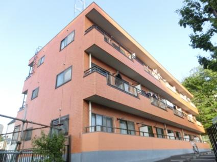東京都板橋区、上板橋駅徒歩18分の築27年 3階建の賃貸マンション