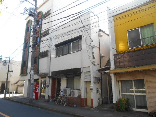 東京都板橋区、中板橋駅徒歩13分の築35年 2階建の賃貸アパート