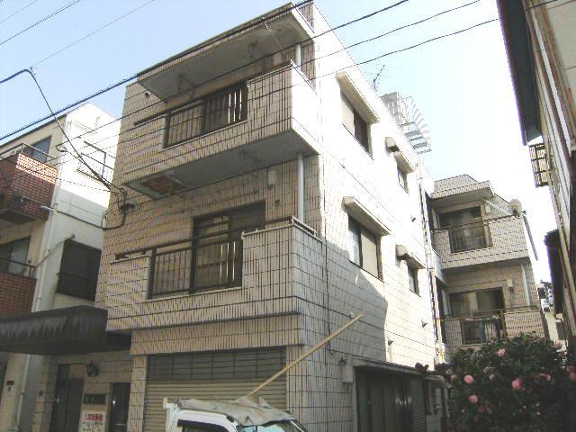 東京都板橋区、ときわ台駅徒歩15分の築31年 3階建の賃貸マンション
