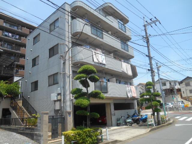 東京都板橋区、東武練馬駅徒歩18分の築25年 4階建の賃貸マンション