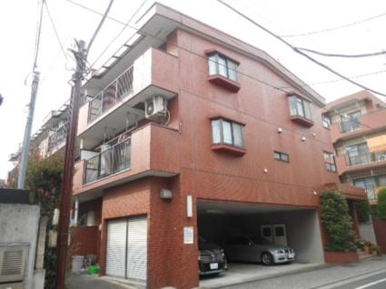 東京都板橋区、中板橋駅徒歩24分の築27年 3階建の賃貸マンション
