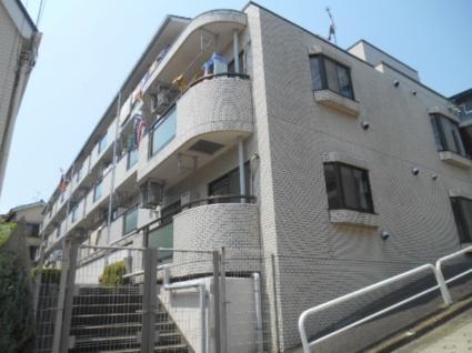 東京都板橋区、東武練馬駅徒歩14分の築27年 3階建の賃貸マンション
